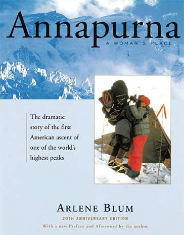 Annapurna book cover